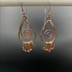 Handmade Gypsy Boho earrings